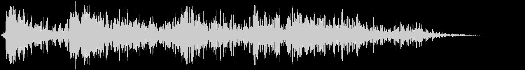 ヘビーサンダーランブル、ウェザーサ...の未再生の波形