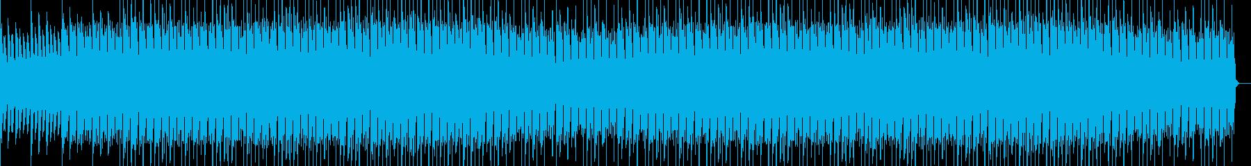 ぼんやりとしたコンセプトの再生済みの波形