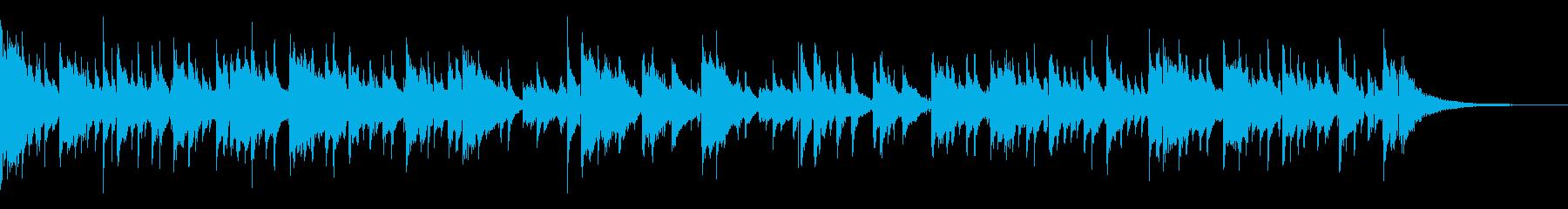 アコギ50/深い悲しみ、ソロ、生音の再生済みの波形