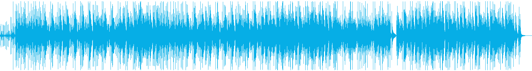やさしい・のんびり・ギター(メロあり)の再生済みの波形