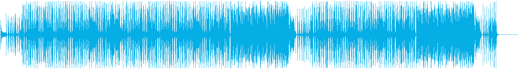 マーチング ピアノ トランペット 冒険の再生済みの波形