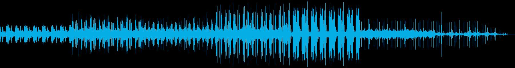 ピアノの旋律が独特な切ないバラードの再生済みの波形