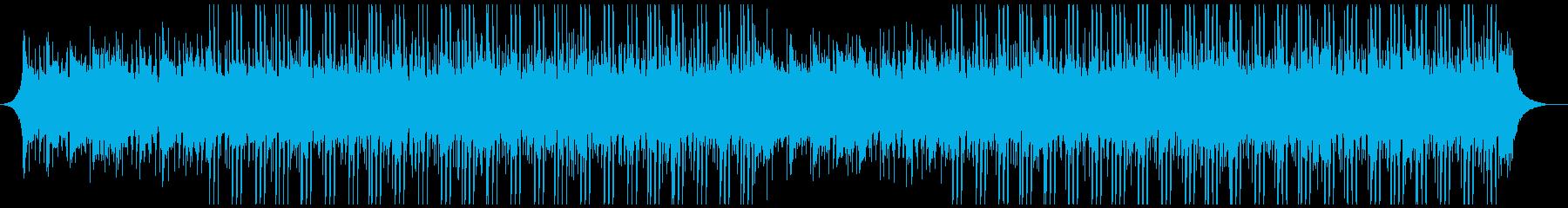 感動のテクノロジーの再生済みの波形