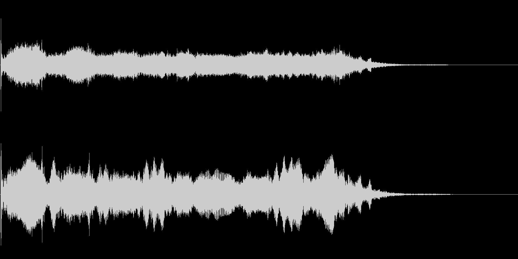 サーボ;フォークリフト、クリックオ...の未再生の波形