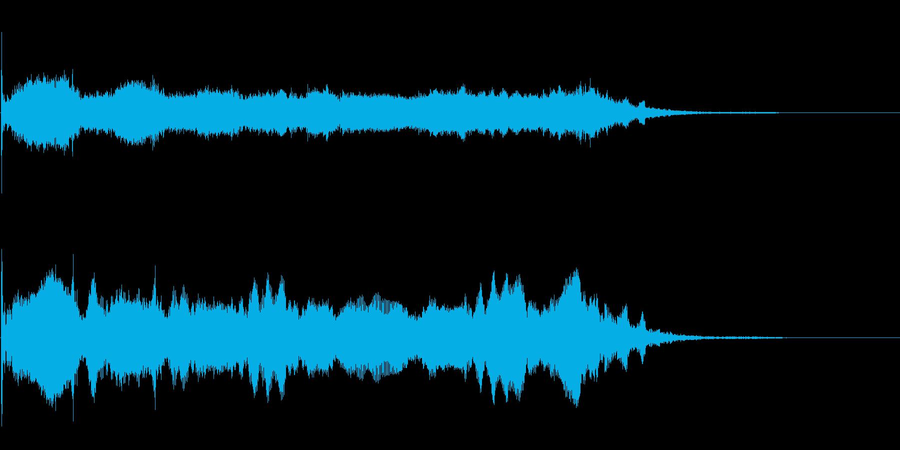 サーボ;フォークリフト、クリックオ...の再生済みの波形