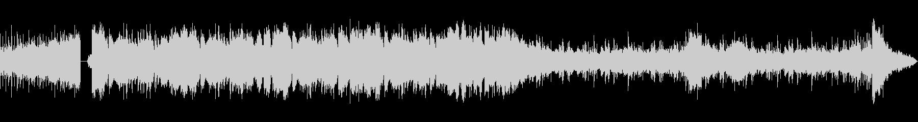 eスポーツ大会EDM メロディック60秒の未再生の波形