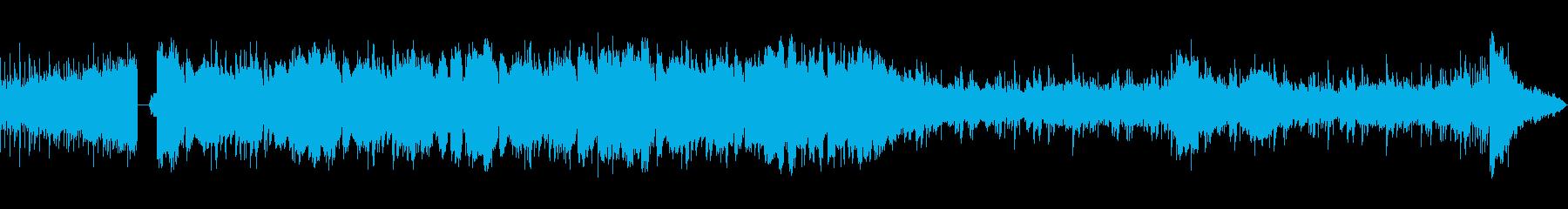 eスポーツ大会EDM メロディック60秒の再生済みの波形