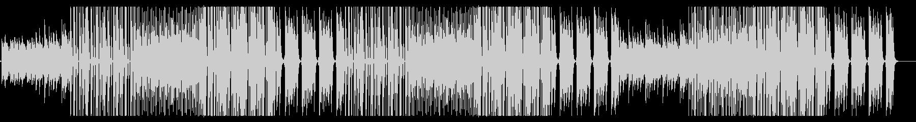 スネアがかっこいいフューチャーベースの未再生の波形
