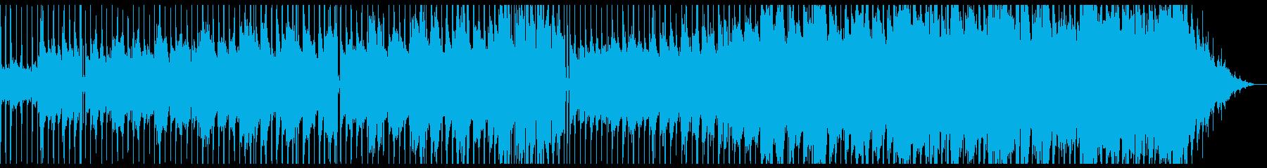 泣きのサックスのバラード。生バンド。の再生済みの波形