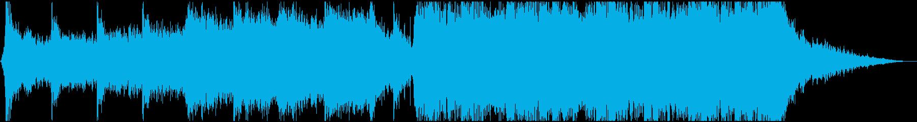 モダン テクノ バトル せっかち ...の再生済みの波形