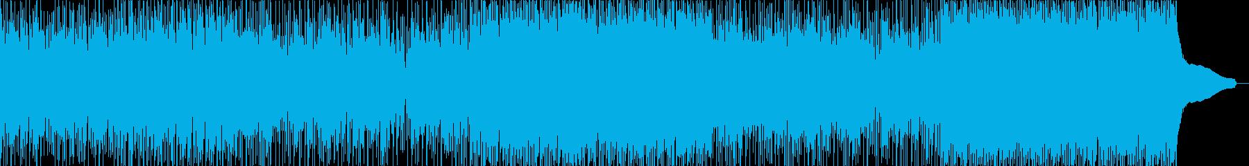 ホワイトデ―のメロウでファンタジックな曲の再生済みの波形