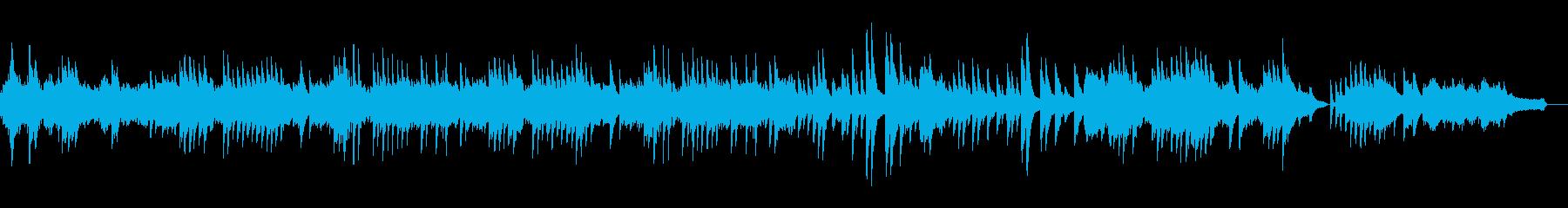 トロイメライを軽快なソロピアノでカバー1の再生済みの波形
