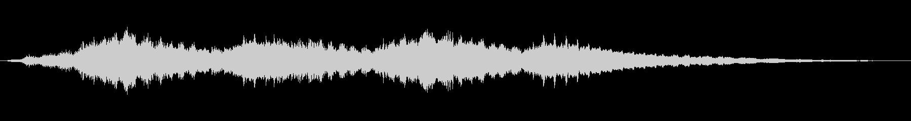 FI デバイス グリッチスキャナー02の未再生の波形