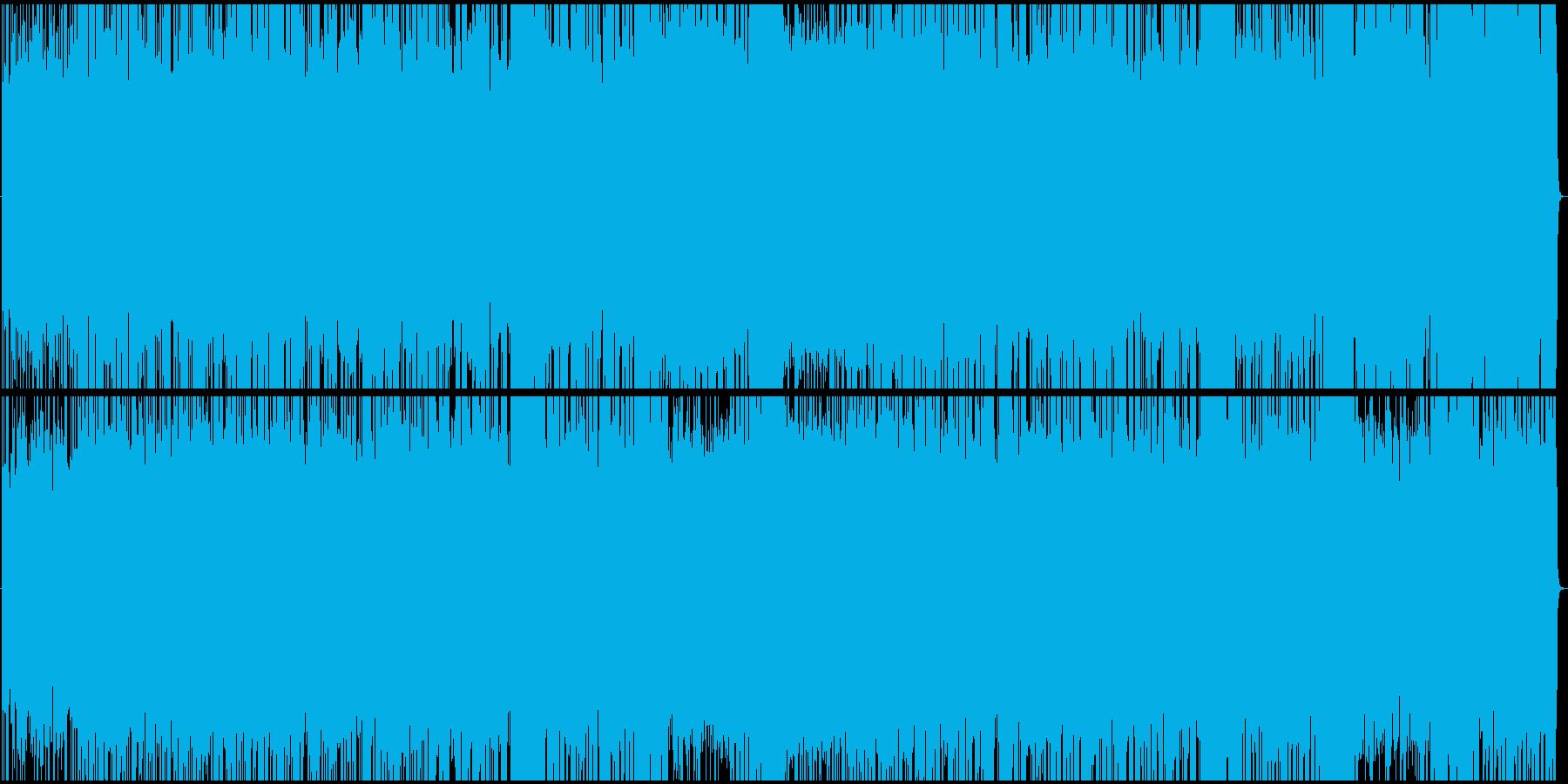 反抗期の怒りを綴ったパンクロック!の再生済みの波形