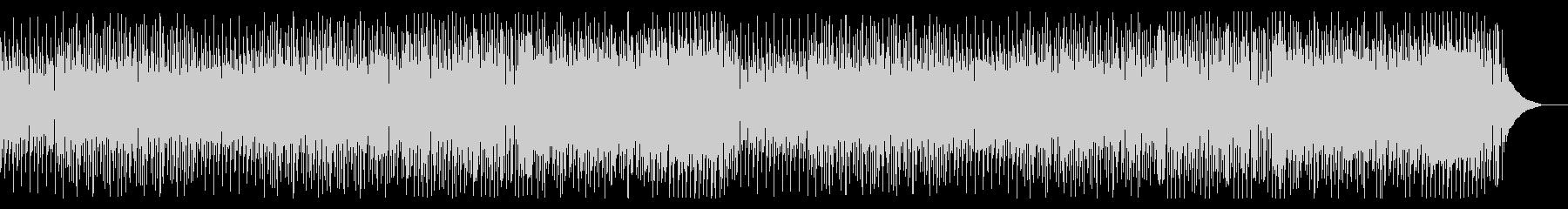 いたずらおばけ、コミカルなハロウィン曲の未再生の波形