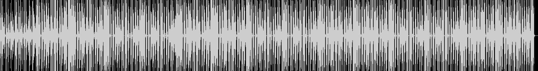 ソウルフルなギターがクールなヒップホップの未再生の波形