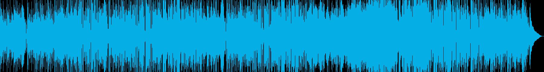 森の中・さわやかの再生済みの波形