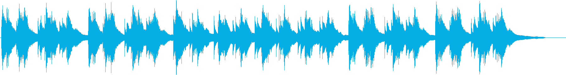 Trukish Guitarの再生済みの波形