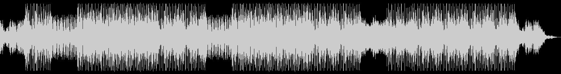 古き良き洋楽サウンドのビートの未再生の波形
