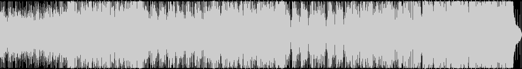 洋風・オシャレで少し情熱的なアコギBGMの未再生の波形
