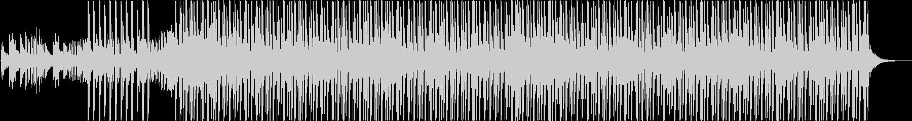 A modern BGM with an impressive vocal chop's unreproduced waveform