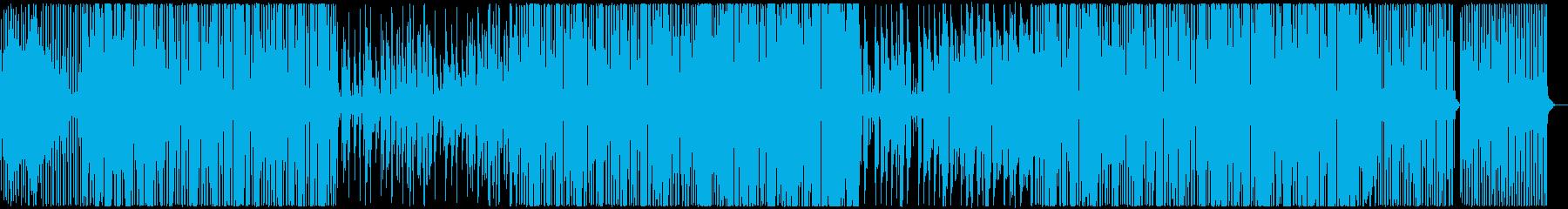 アナログ・癒し・チル・テクスチャー系の再生済みの波形