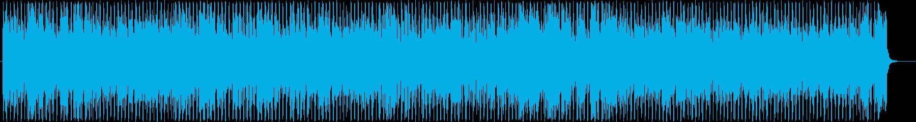 ダンスボールルーム。ブルースとロッ...の再生済みの波形