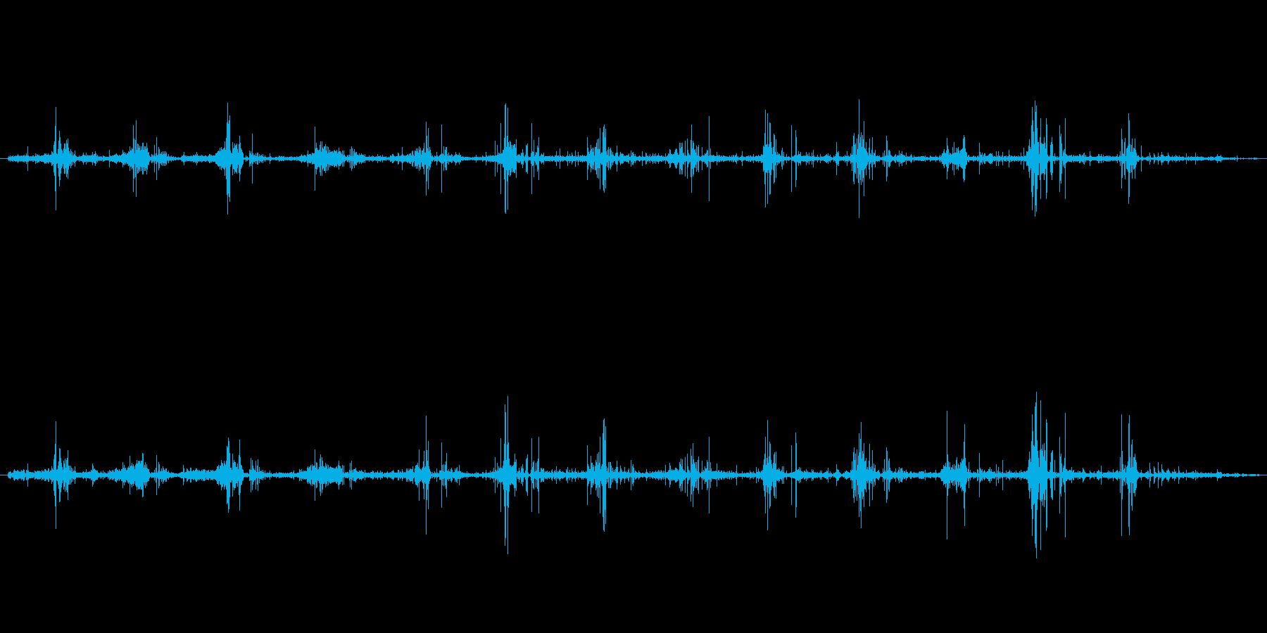 体 ブラッドスキッシュ03の再生済みの波形