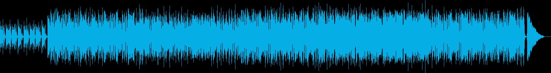 生演奏アコギ、上品な夏のジャズ・ボサノバの再生済みの波形