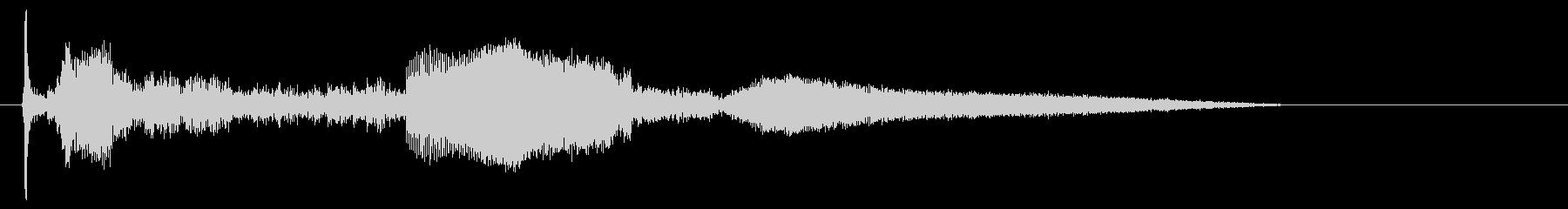 ジープ;スタート/アウェイ;滑らか...の未再生の波形