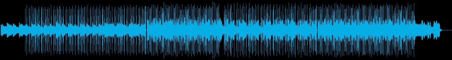 ゆるい/Lo-Fi/チル/リラックスの再生済みの波形