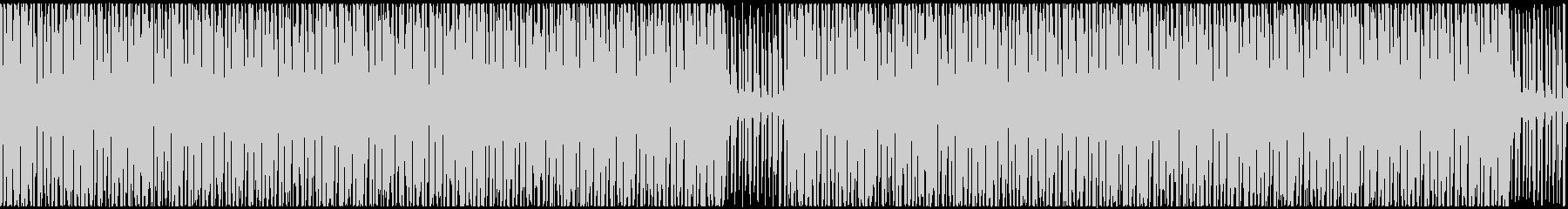 【ループ】ウキウキ気分☆ポップロックの未再生の波形