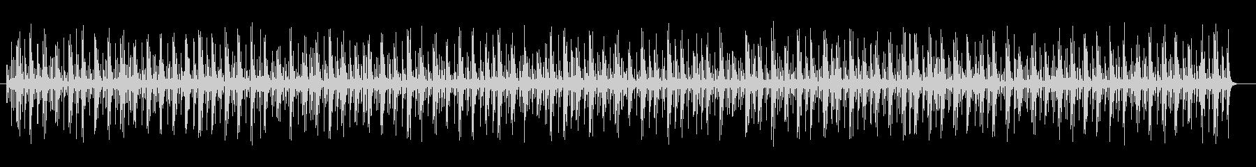 コンガのリズムBGM テンポ110ですの未再生の波形