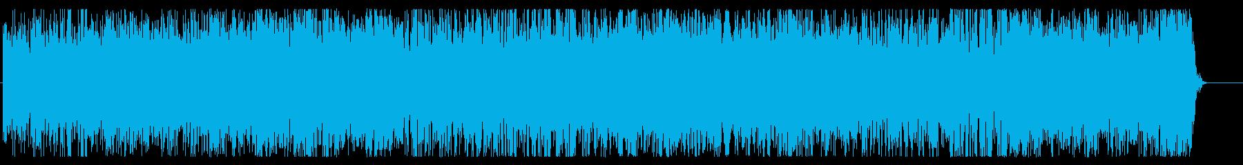 機械の故障、デジタルノイズ、トーン...の再生済みの波形
