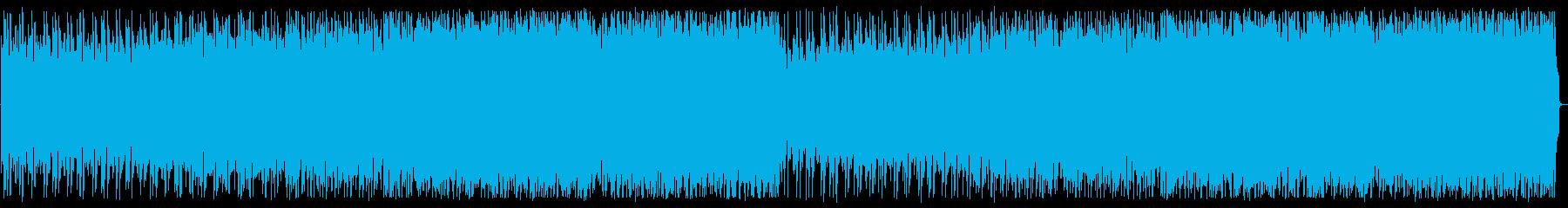 疾走/エレクトロ_No582_1の再生済みの波形