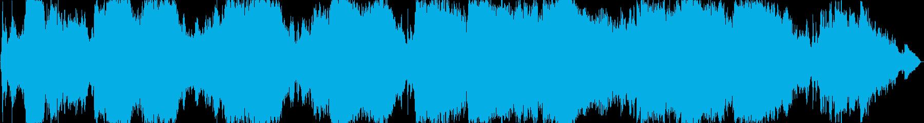 怪談・世にも奇妙なBGM 不気味の再生済みの波形