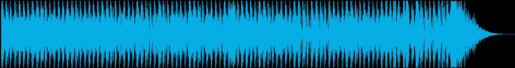 パニックな状態<四つ打ちver.>の再生済みの波形