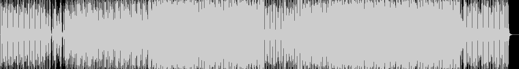 召喚魔法的な曲の未再生の波形