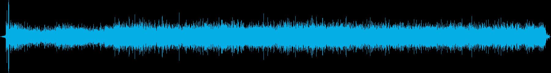 プロパントーチ:起動、動きのある低...の再生済みの波形