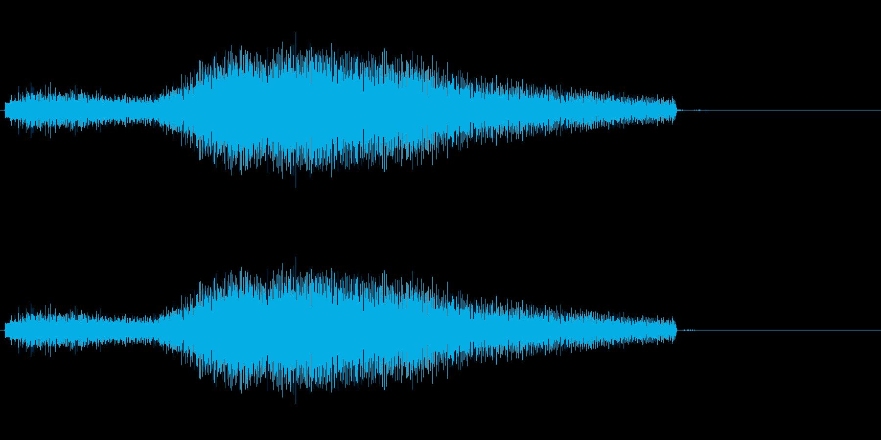 スチールギター:コードスライドアッ...の再生済みの波形