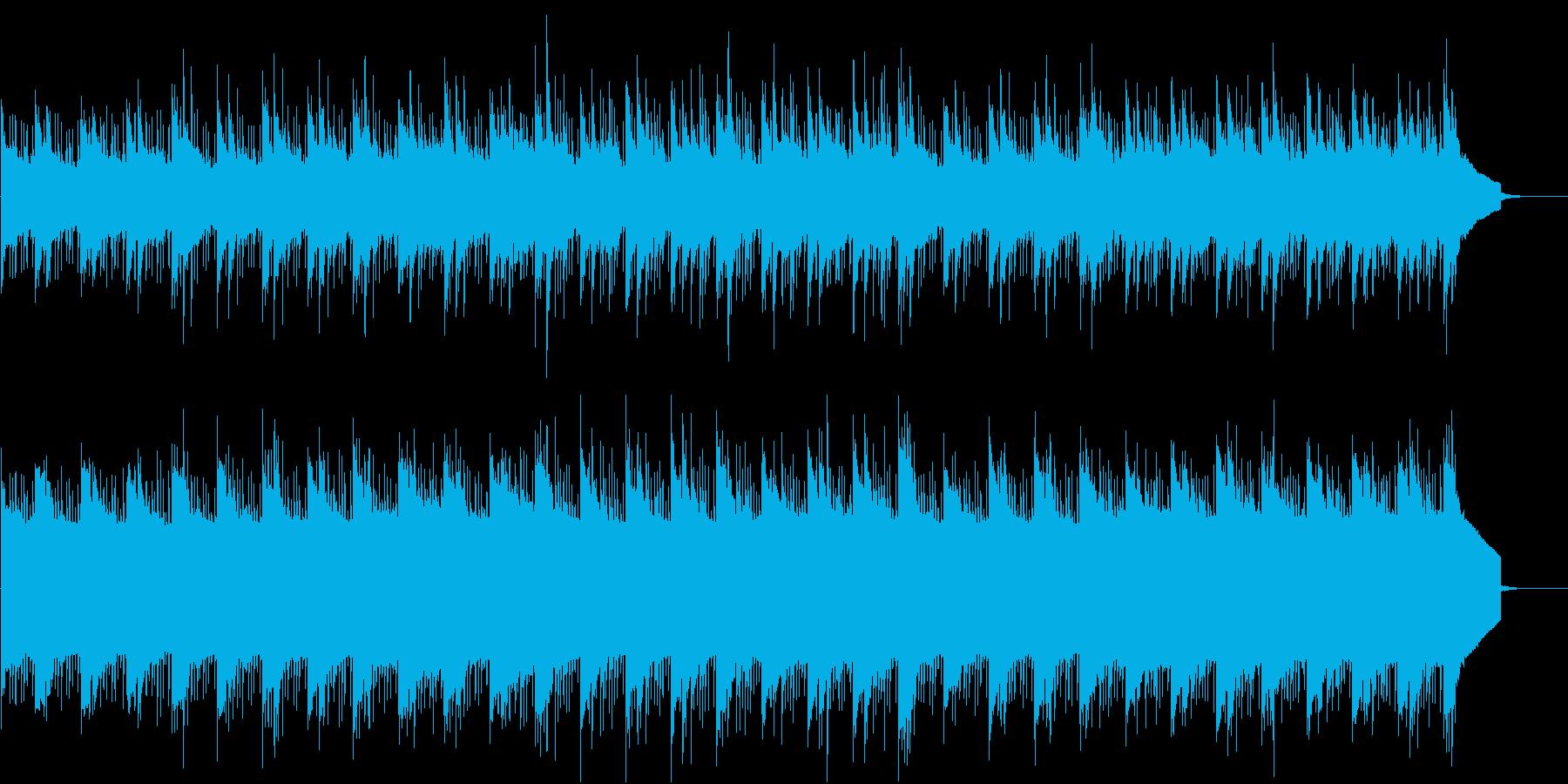 【ドラム抜き】コーポレート/アンビエントの再生済みの波形