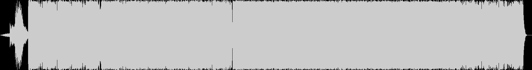 エレクトロニック 説明的 勝利者 ...の未再生の波形