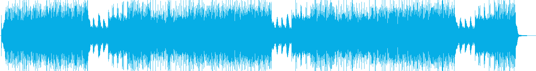「HR/HM」「ROCK」BGM203の再生済みの波形