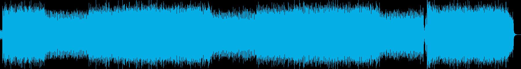 Maximum Powerの再生済みの波形