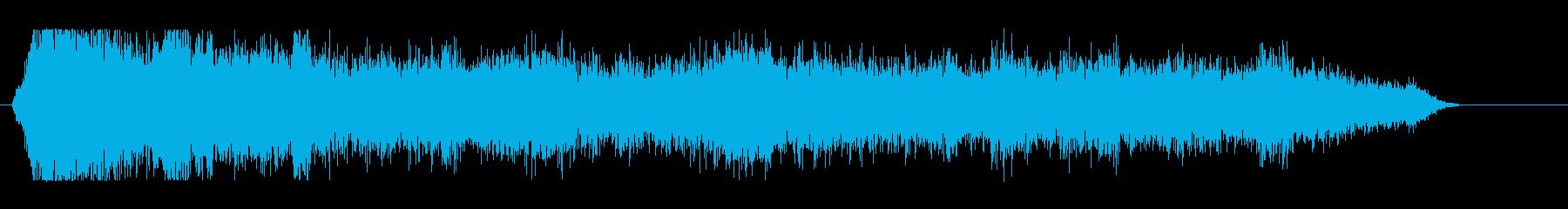歩兵Ro音2; 1000人の男性が...の再生済みの波形