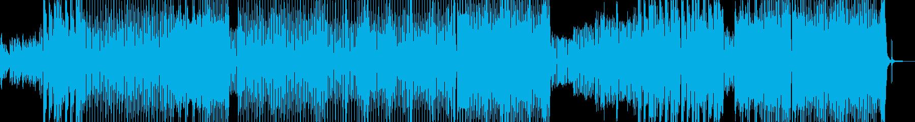 お菓子の国・メルヘンポップ B+の再生済みの波形