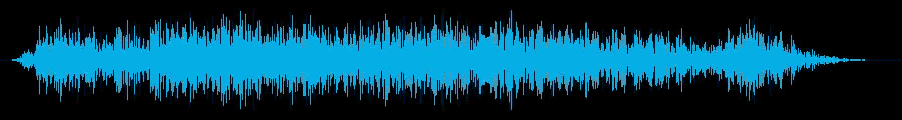 中世 ゲートストーンラージオープン01の再生済みの波形