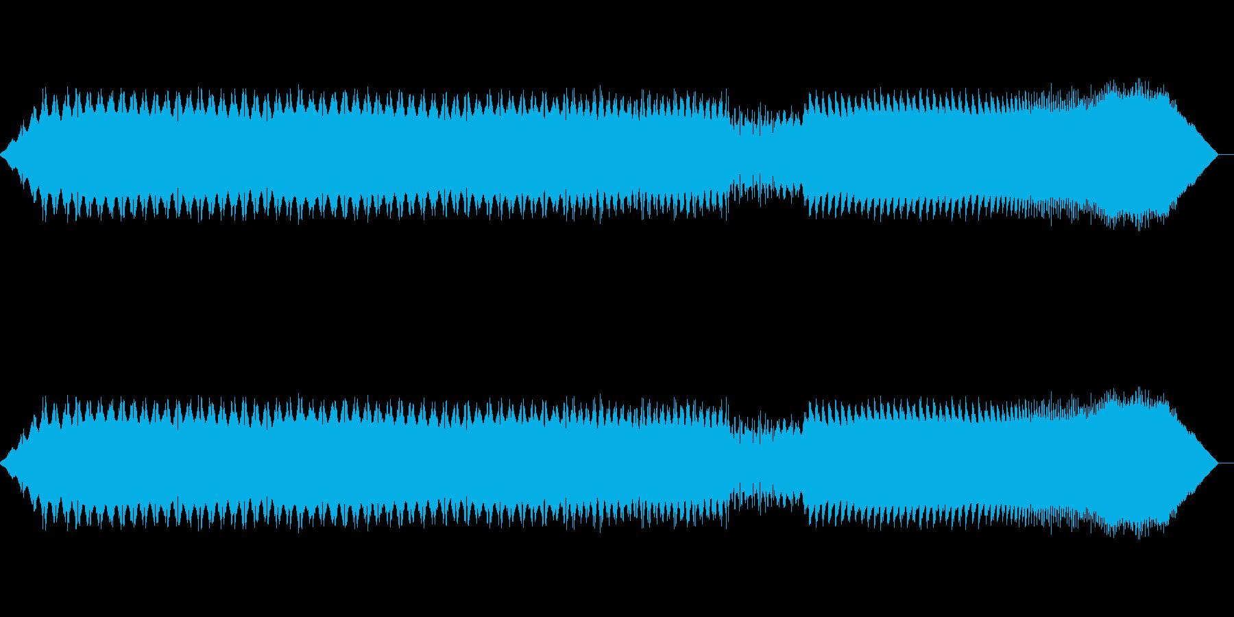 アラーム-アラーム、変換の再生済みの波形