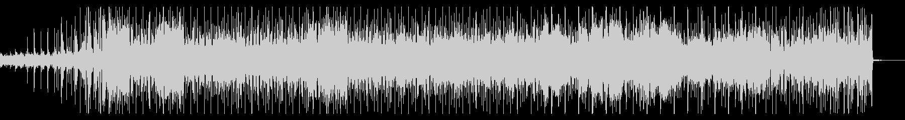 激しく甘美なエクスペリメンタルロックの未再生の波形