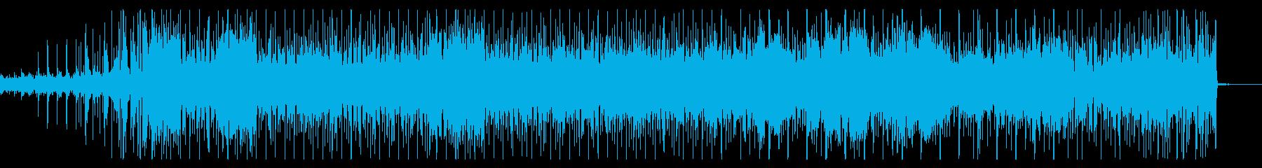 激しく甘美なエクスペリメンタルロックの再生済みの波形